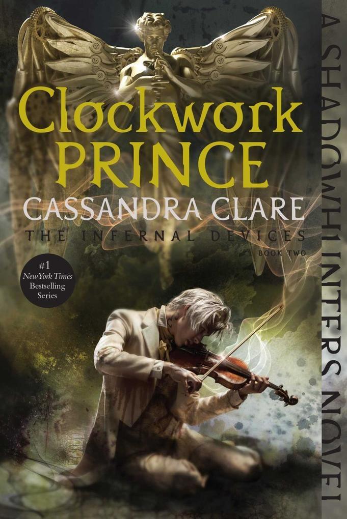 Clockwork Prince als eBook von Cassandra Clare