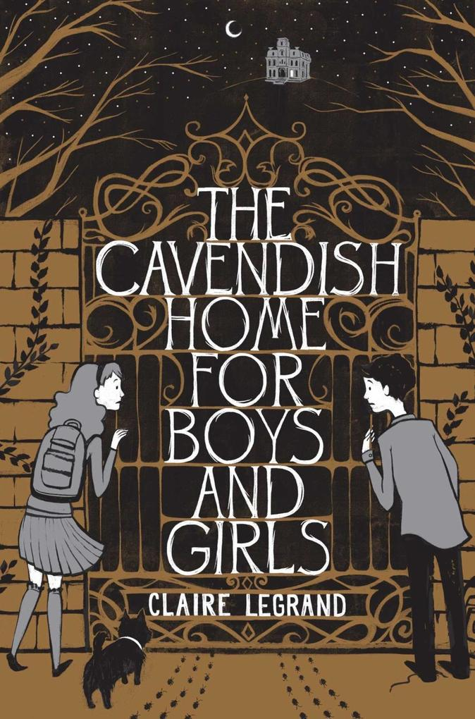 The Cavendish Home for Boys and Girls als eBook von Claire Legrand