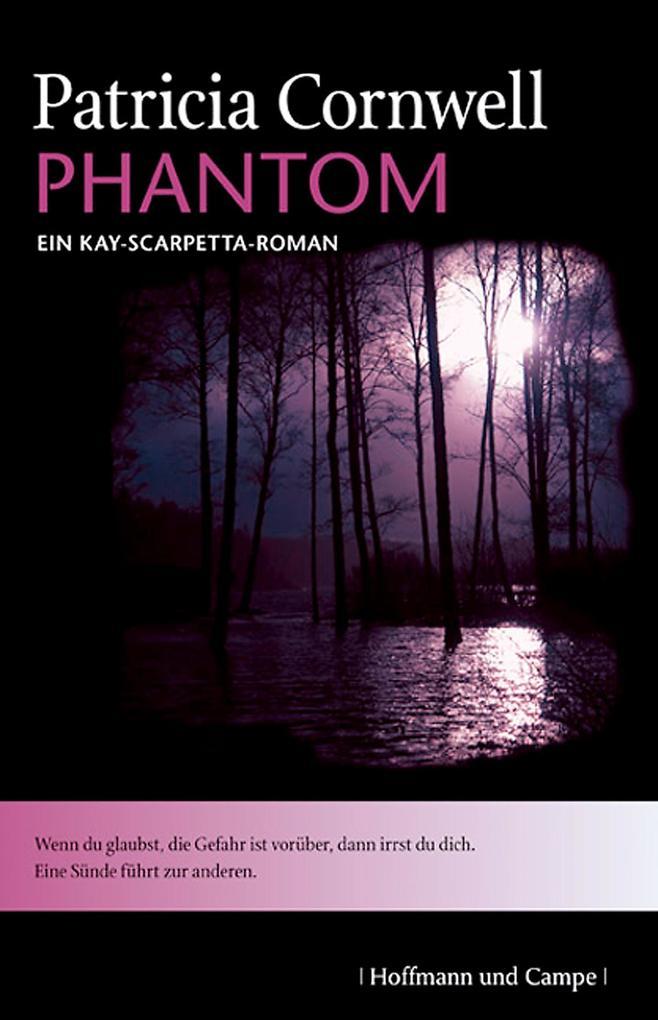 Phantom als eBook von Patricia Cornwell