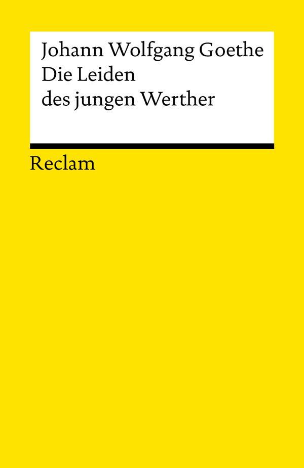 Die Leiden des jungen Werther als eBook von Johann Wolfgang Goethe