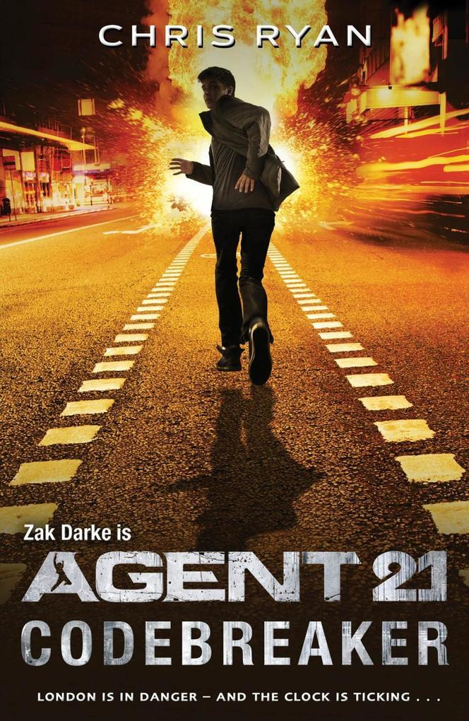 Agent 21: Codebreaker als eBook von Chris Ryan