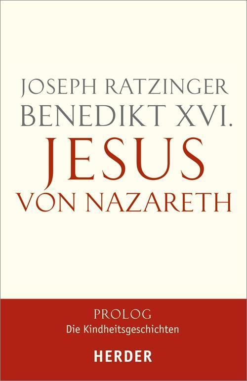 Jesus von Nazareth 03 als Buch von Benedikt XVI.