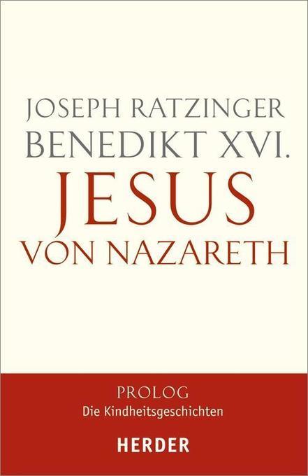 Jesus von Nazareth als Buch von Benedikt XVI.