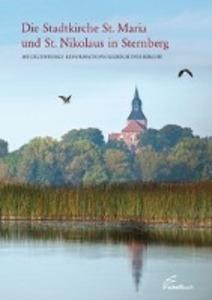 Die Stadtkirche St. Maria und St. Nikolaus in Sternberg als Buch von