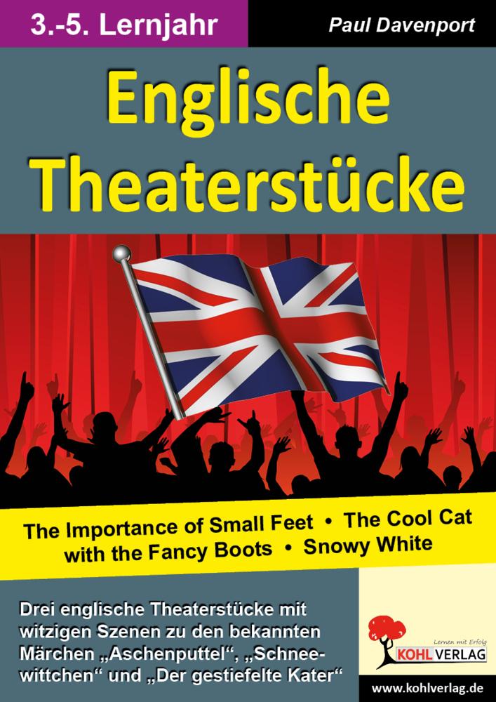 Englische Theaterstücke als Buch von Paul Davenport