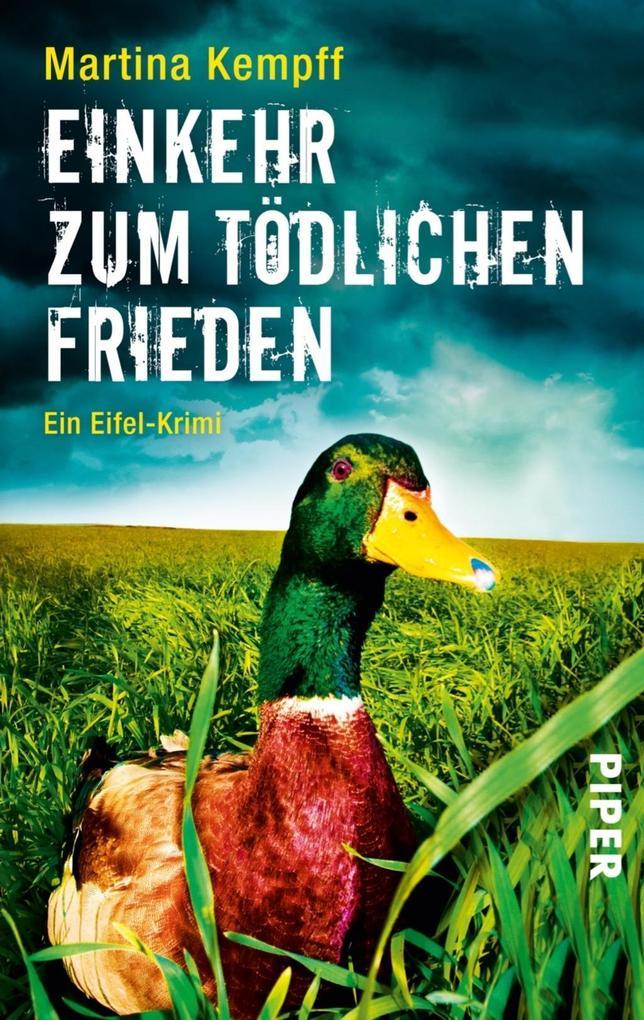 EinKEHR zum tödlichen Frieden als eBook von Martina Kempff