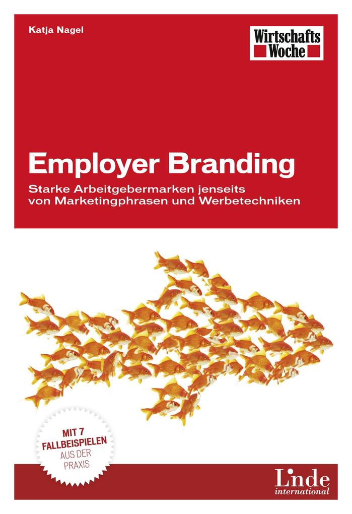 Employer Branding als eBook von Katja Nagel