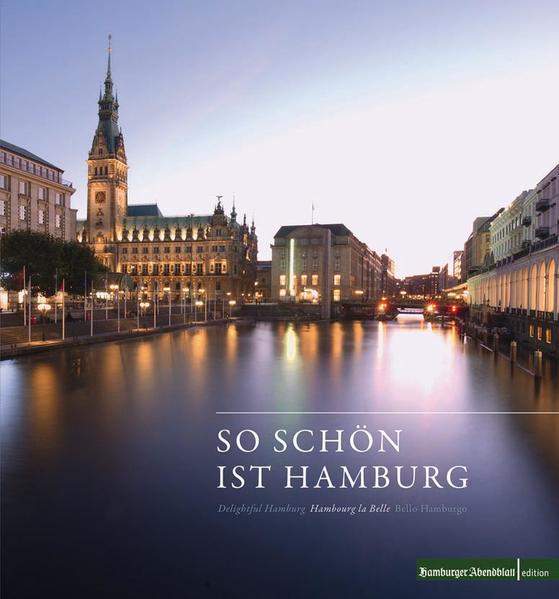 So schön ist Hamburg als Buch von Vera Altrock Hans-Juergen Fink Matthias Gretzschel