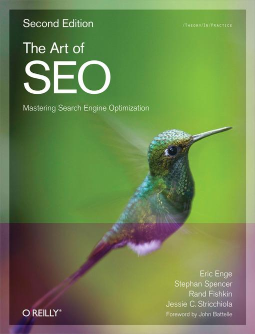 The Art of Seo als eBook von Eric Enge, Stephan...