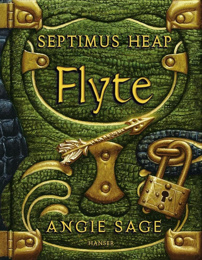Septimus Heap 02. Flyte als eBook von Angie Sage