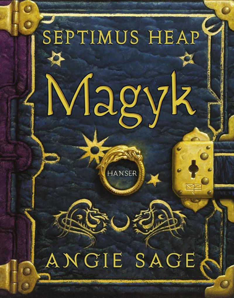 Septimus Heap 01. Magyk als eBook von Angie Sage