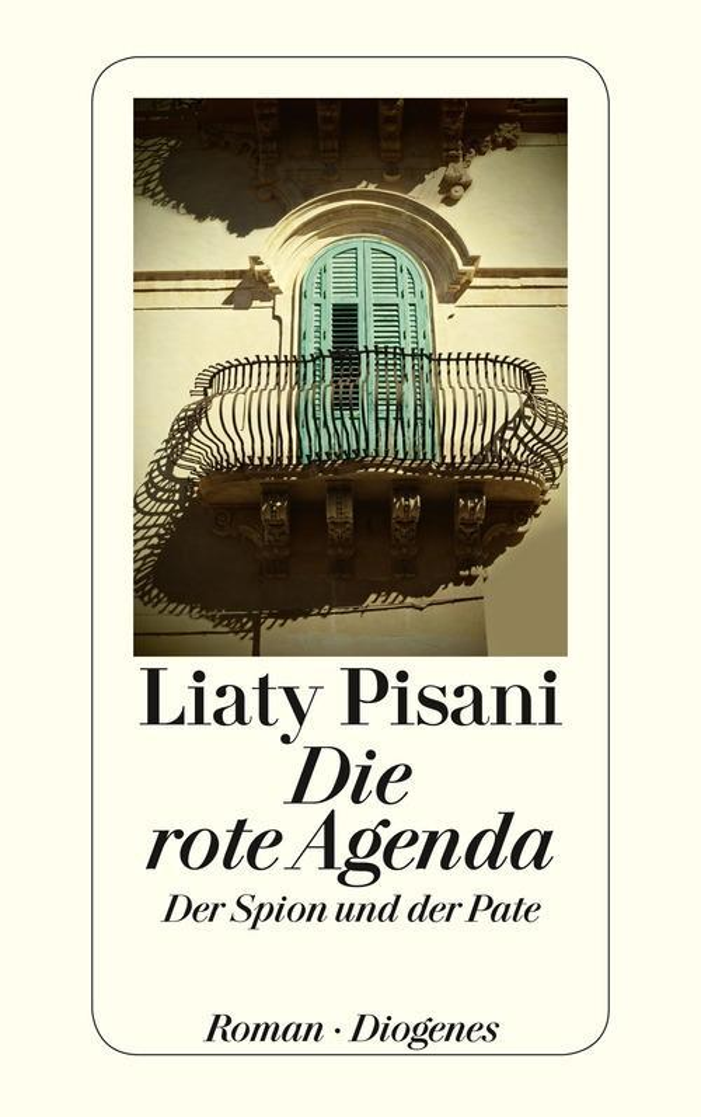 Die rote Agenda als eBook von Liaty Pisani, Liaty Pisani