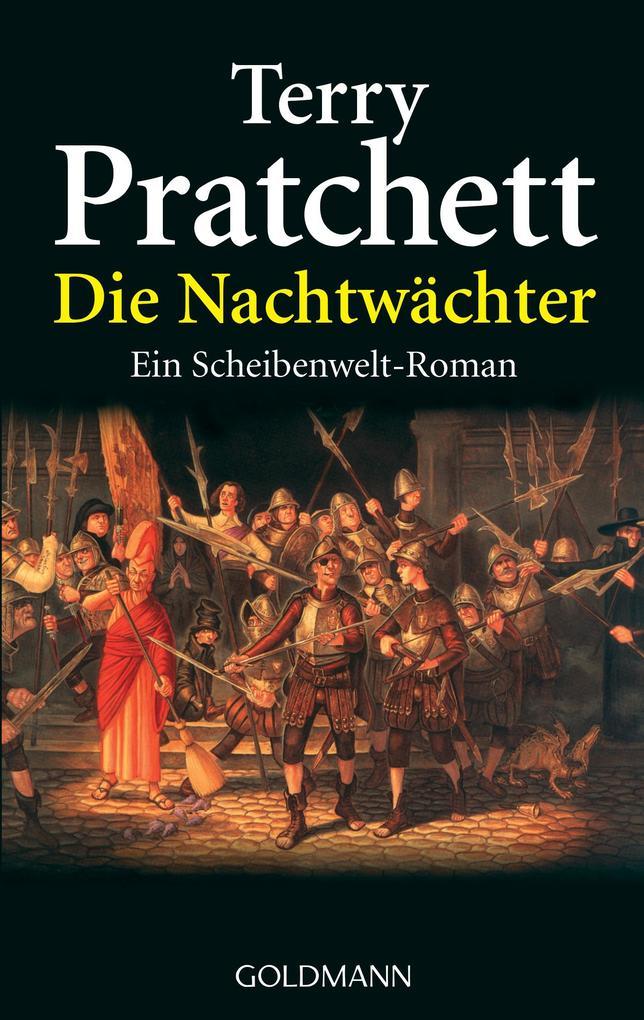 Die Nachtwächter als eBook von Terry Pratchett