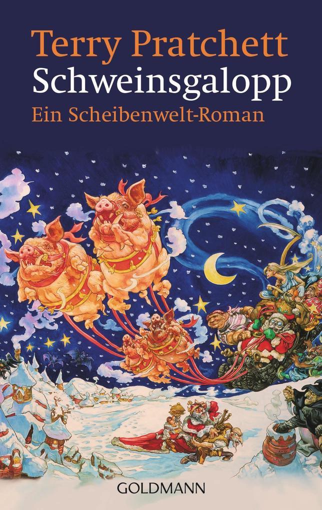 Schweinsgalopp als eBook von Terry Pratchett