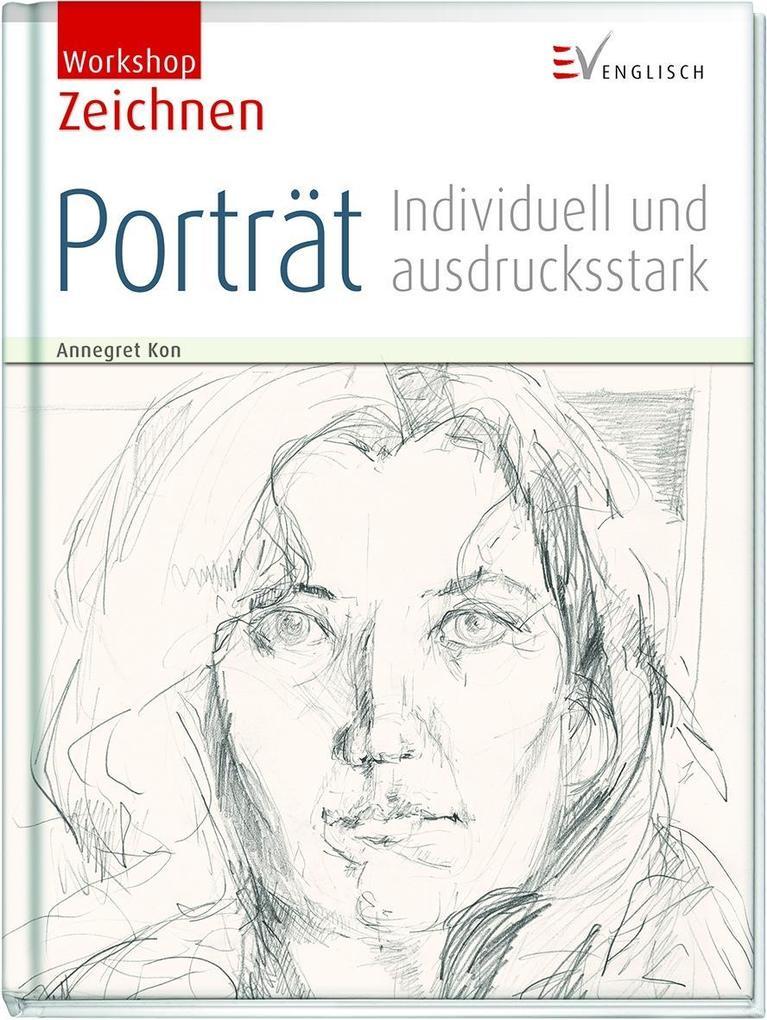 Workshop Zeichnen - Porträt als Buch von Annegret Kon