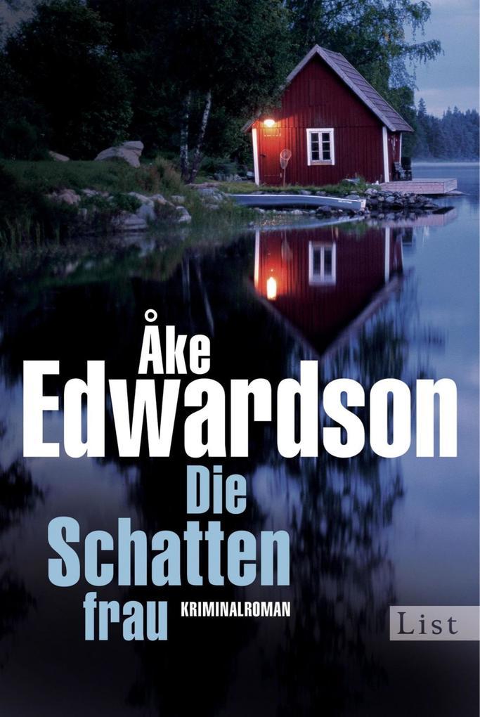 Die Schattenfrau als eBook von Åke Edwardson