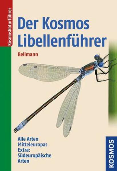 Der Kosmos Libellenführer als Buch von Heiko Bellmann