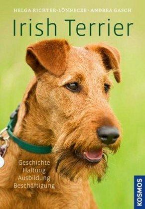 Irish Terrier als Buch von Helga Richter-Lönnecke, Andrea Gasch