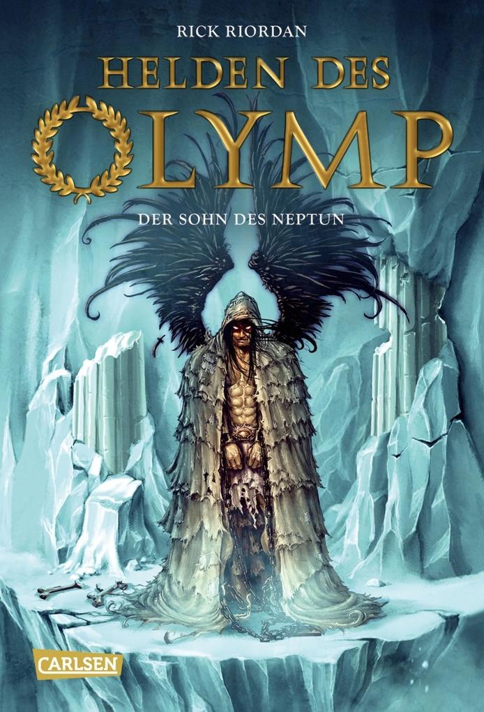 Helden des Olymp 02. Der Sohn des Neptun als eBook von Rick Riordan