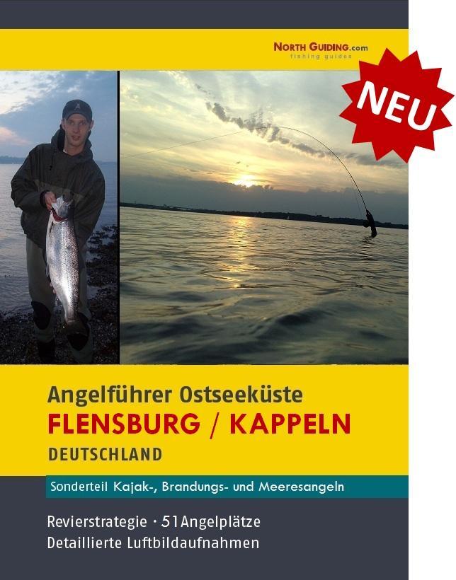 Angelführer Flensburg / Kappeln als Buch von Mi...
