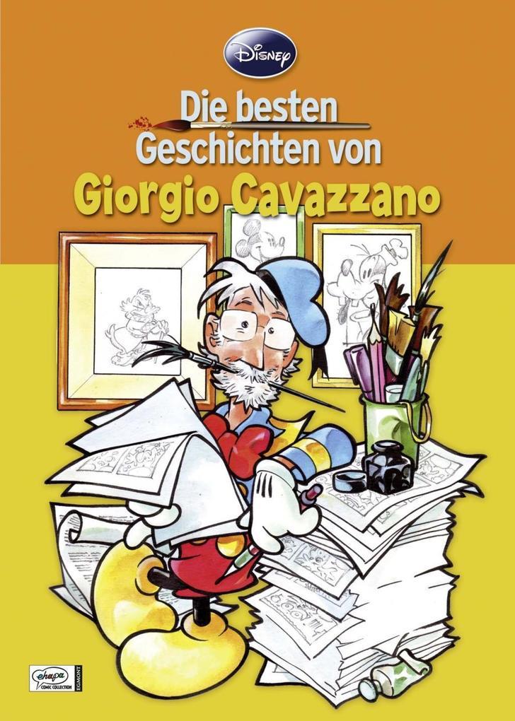 Disney: Die besten Geschichten von Giorgio Cavazzano als Buch von Giorgio Cavazzano