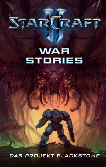 StarCraft II als Buch von