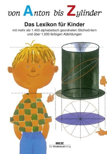 Von Anton bis Zylinder als Buch von