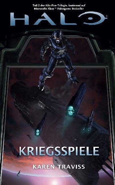 Halo Kriegsspiele als Buch von Karen Traviss