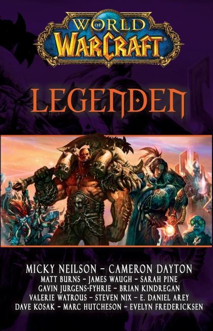World of Warcraft - Legenden als Buch von