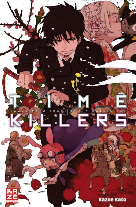 Time Killers als Taschenbuch von Kazue Kato