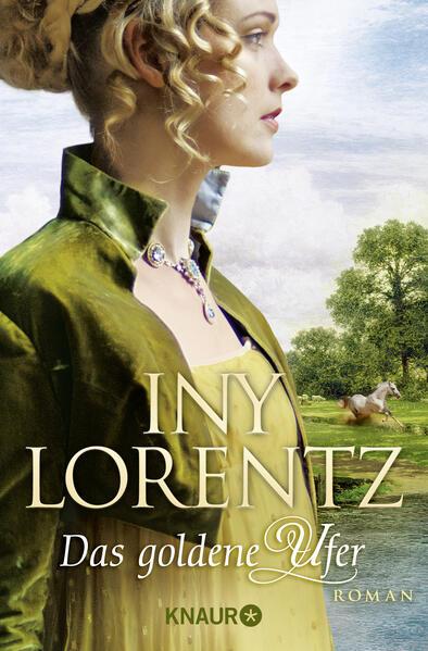 Das goldene Ufer als Taschenbuch von Iny Lorentz