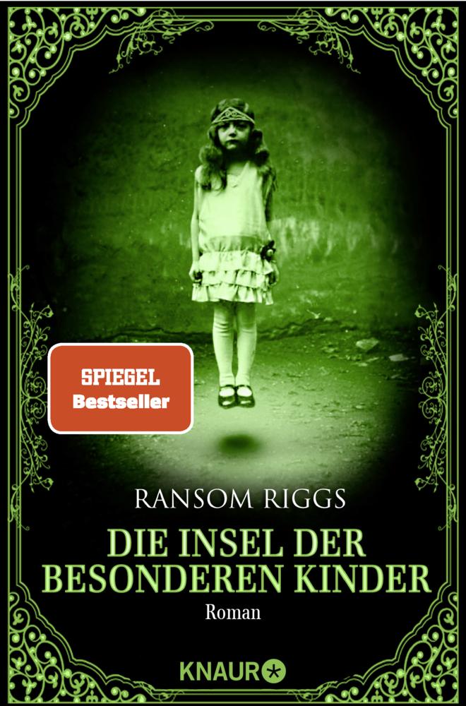 Die Insel der besonderen Kinder als Taschenbuch von Ransom Riggs