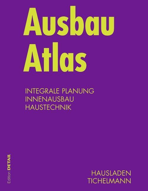 Ausbau Atlas als eBook von Gerhard Hausladen, K...
