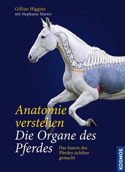 Anatomie verstehen - Die Organe des Pferdes als Buch von Gillian Higgins