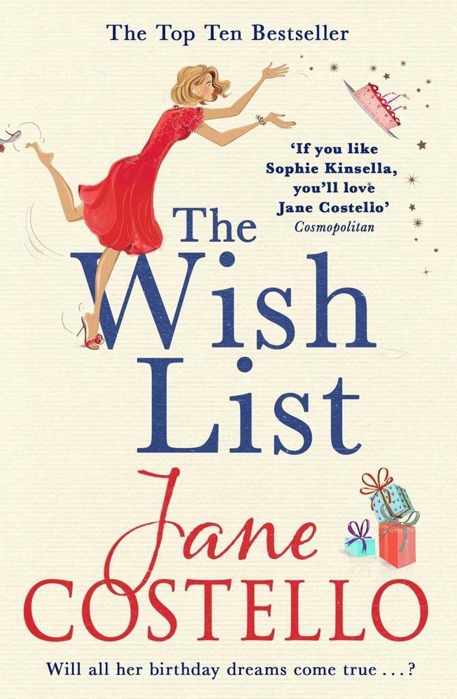The Wish List als eBook von Jane Costello