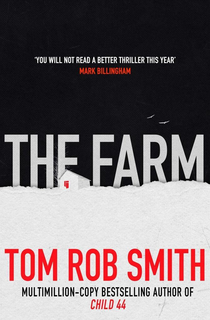 The Farm als eBook von Tom Rob Smith