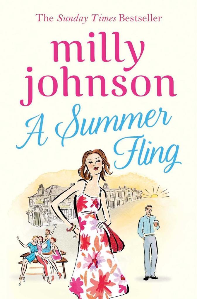 A Summer Fling als eBook von Milly Johnson