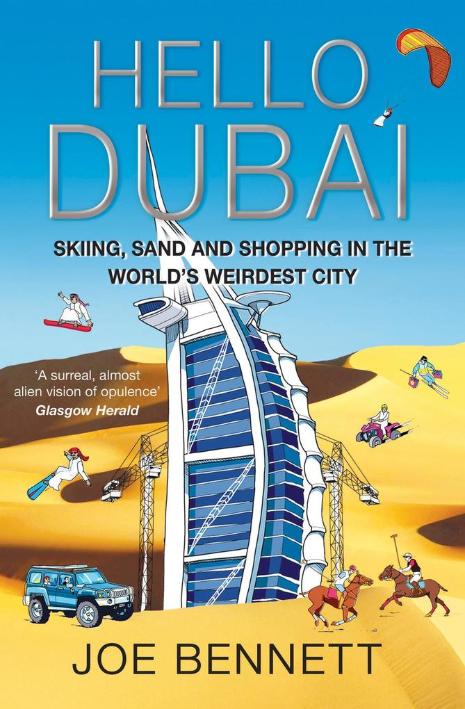 Hello Dubai als eBook von Joe Bennett