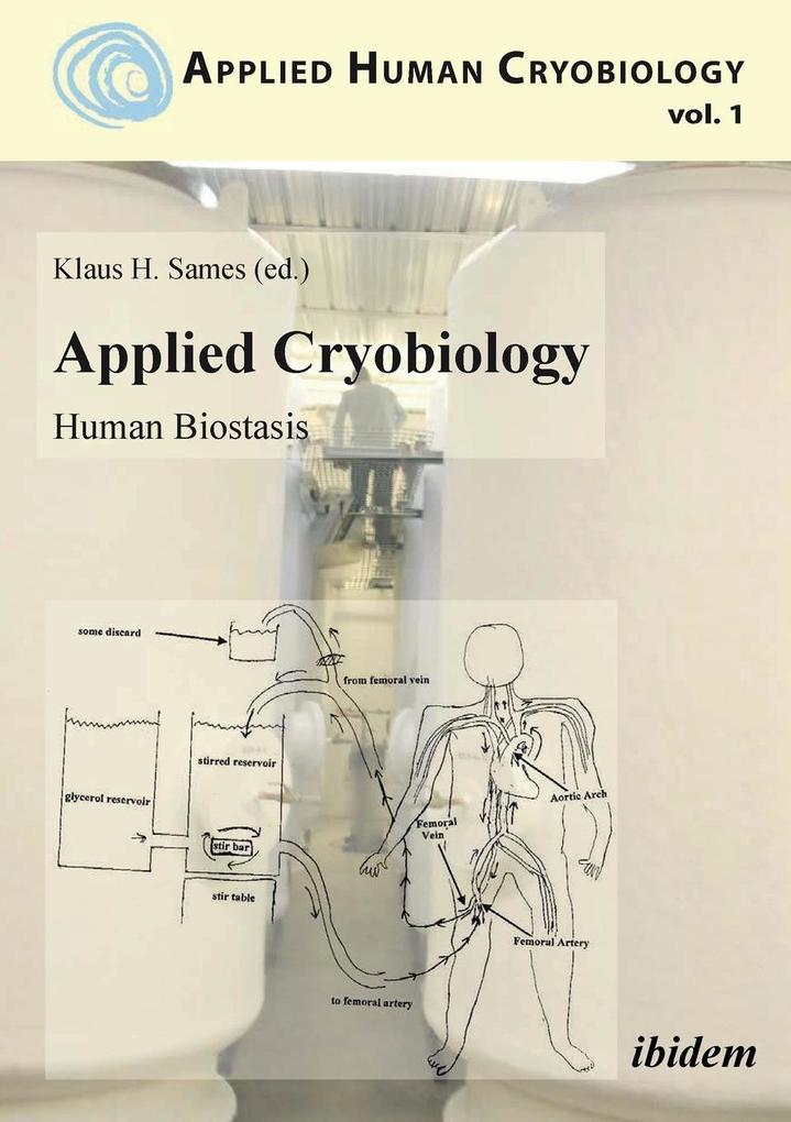 Applied Cryobiology - Human Biostasis als Taschenbuch von