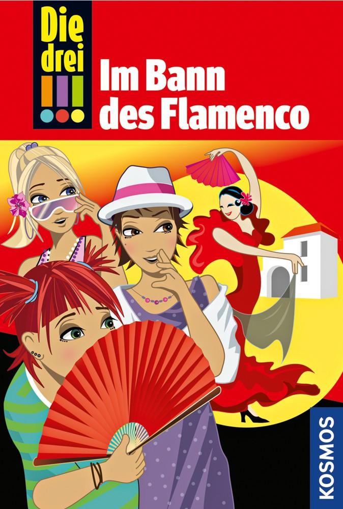 Die drei !!! 41. Im Bann des Flamenco als Buch von Mira Sol