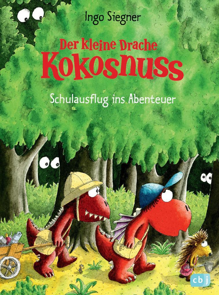 Der kleine Drache Kokosnuss 19 - Schulausflug ins Abenteuer als Buch von Ingo Siegner