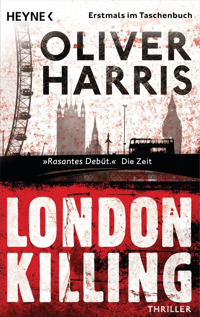 London Killing als Taschenbuch von Oliver Harris