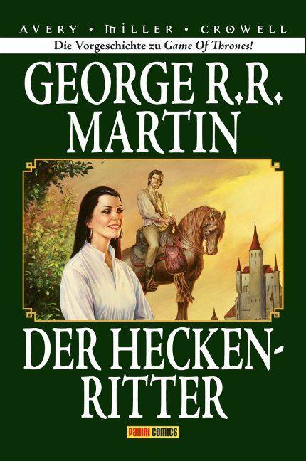 Der Heckenritter 01 - Collectors Edition als Buch von George R. R. Martin, Mike Cromwell, Mike Miller, Ben Avery