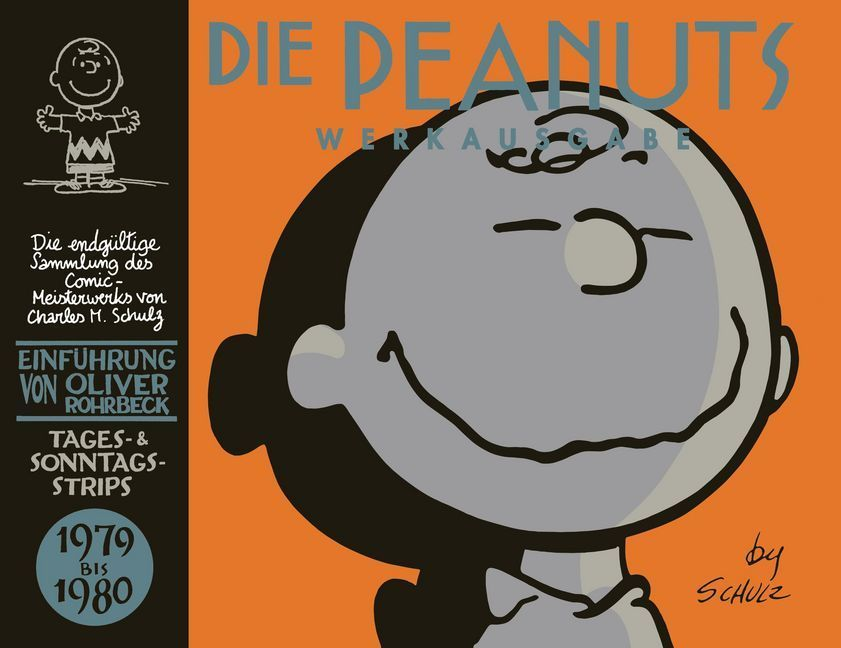 Peanuts Werkausgabe 15: 1979-1980 als Buch von Charles M. Schulz