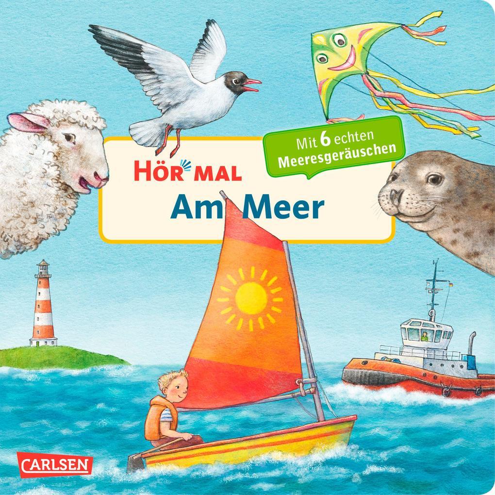 Hör mal: Am Meer als Buch von Anne Möller