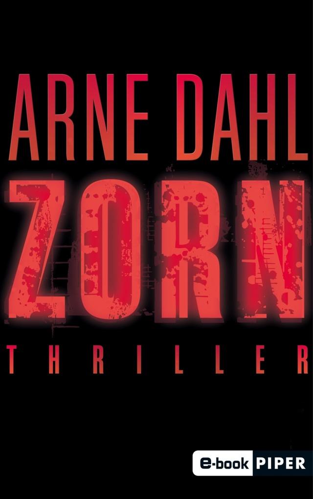Zorn als eBook von Arne Dahl