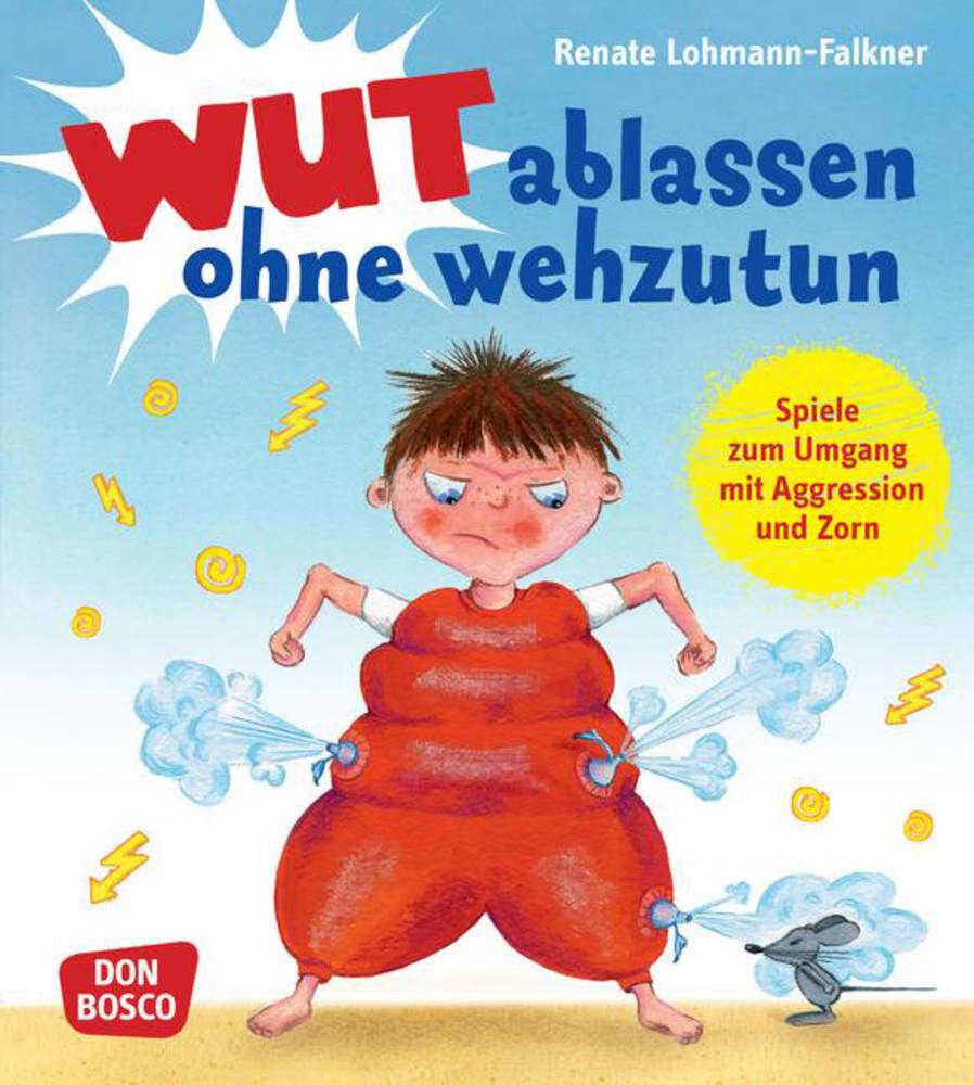 Wut ablassen ohne wehzutun als Buch von Renate Lohmann-Falkner