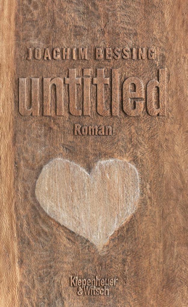 Untitled als Buch von Joachim Bessing