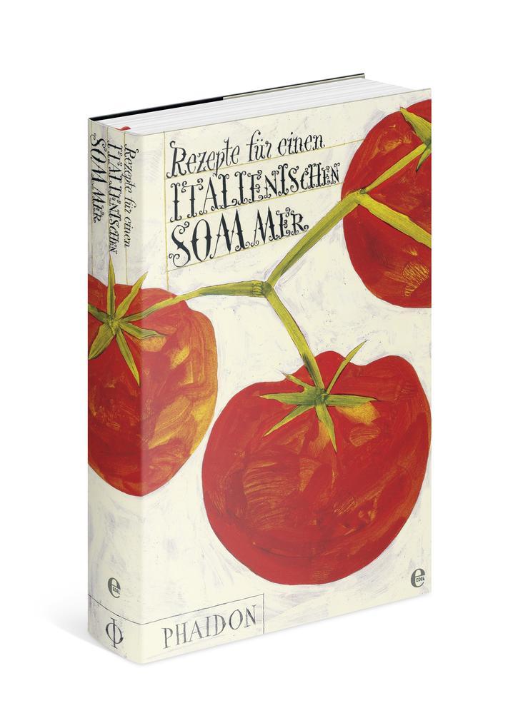 Rezepte für einen italienischen Sommer als Buch von