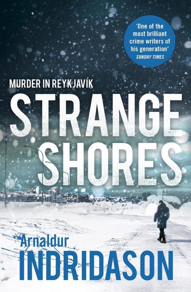 Strange Shores als eBook von Arnaldur Indridason